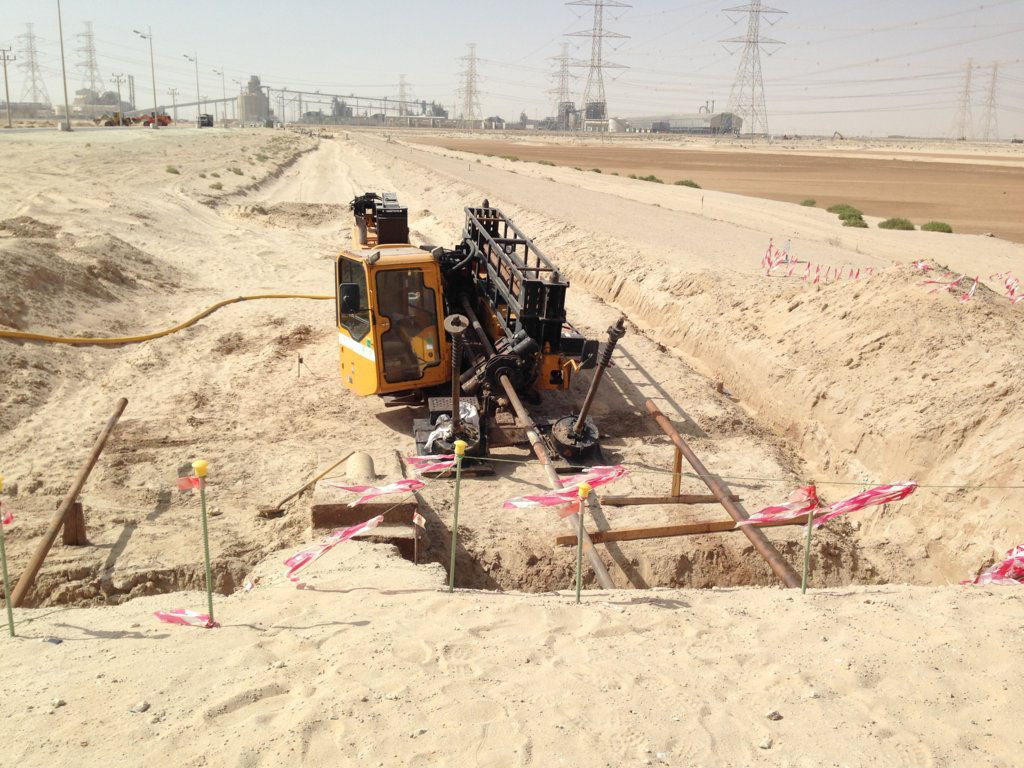 Anabeeb   Horizontal Directional Drilling (HDD)